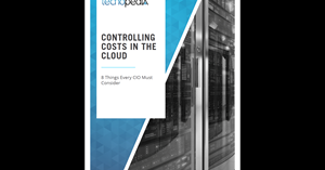 Image for Controlling Costs in the Cloud: 8 Things Every CIO Must Consider