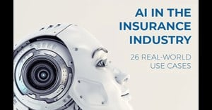 Image for AI in the Insurance Industry: 26 Real-World Use Cases