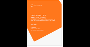 Image for The 4th Era of IT Infrastructure: Superconverged Systems