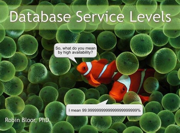 Image for Protect Your Database: High Availability for High Demand Data