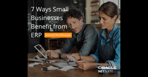 Image for 7 Ways Small Businesses Benefit from ERP