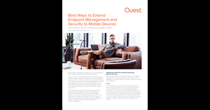 Image for Best Ways to Extend Endpoint Management and Security to Mobile Devices