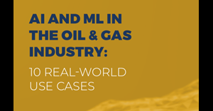 Image for AI and ML in the Oil and Gas Industry
